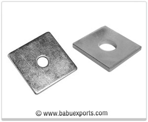 Square Washers manufacturers exporters india