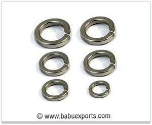 Spring Washers manufacturers exporters india