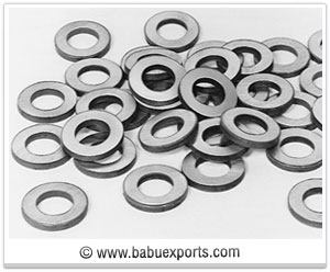 Flat Washers manufacturers exporters india