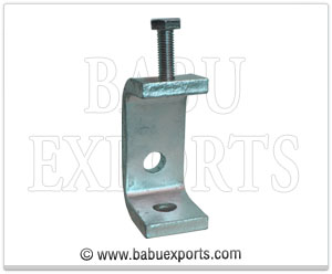 strut channel C Beam Clamp manufacturers exporters india