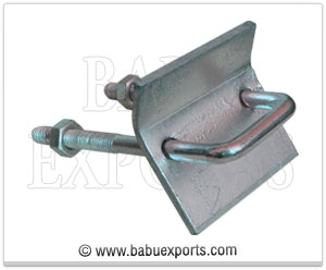 strut channel beam clamps with u bolt manufacturers exporters india