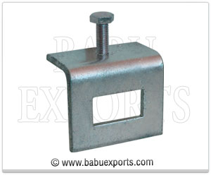 window beam clamps manufacturers exporters india