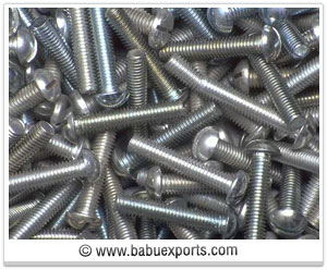Screws fasteners manufacturers exporters india