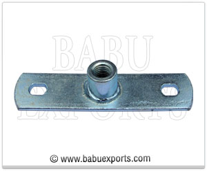 strut channel mounting plate manufacturers exporters india