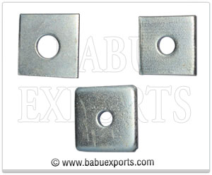 strut channel square washers manufacturers exporters india