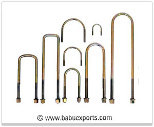 strut channel ubolts manufacturers exporters india