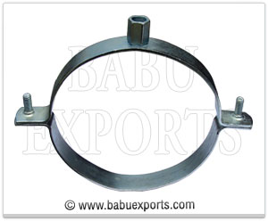 strut Pipe Clamp manufacturers exporters india