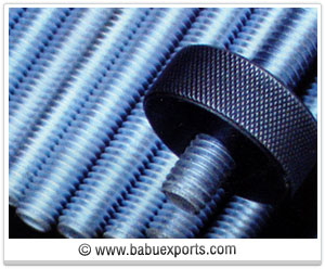 threaded rods thread bars manufacturers exporters india